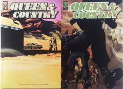 Queen & Country Collection - 2 Issues!