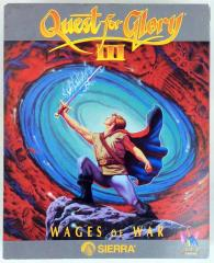 Quest for Glory III - Wages of War