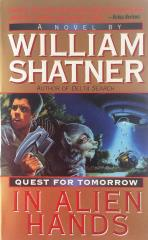 Quest for Tomorrow - In Alien Lands