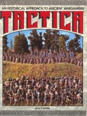 Tactica - An Historical Approach to Ancient Wargaming
