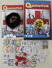 Quarantine 2-Pack, Base Game + First Aid Expansion!
