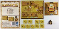 Escape Queenie #8 - The Maya Calendar