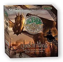 Incredible Adventures - Quest for Atlantis