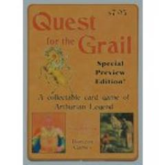 Quest for the Grail - Special Preview Edition