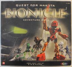 Bionicle Adventure Game - Quest for Makuta