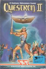 "Questron II (Apple II 5 1/4"")"