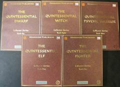 Quintessential Collector Series Collection - 5 Books!
