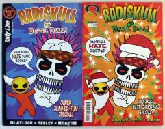 Radiskull & Devil Doll! 2-Pack