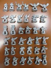 Star Khan Collection - 36 Figures