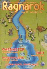 "#38 ""Walpurgisnacht Riot, Conflicts of the Third Age, Gotterdammerung - Twilight of the Gods"""