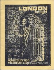 London by Night - Adventure in a Victorian City (Revised Edition)