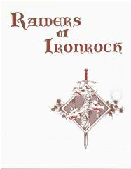 Raiders of Ironrock, The - Books Only!
