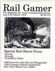 "#1 ""Rail Baron Focus, Rail Game Master List Update"""