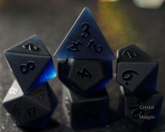 Raised Deep Blue Magic Glass (7)
