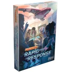 Pandemic - Rapid Response (Custom Autographed Version)