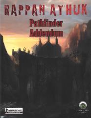 Rappan Athuk - Pathfinder Addendum