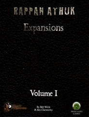 Expansions Vol. 1 (Swords & Wizardry)