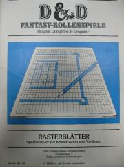 Rasterblatter (Graph Paper) (German Edition)