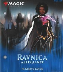 Ravnica Allegiance Player's Guide