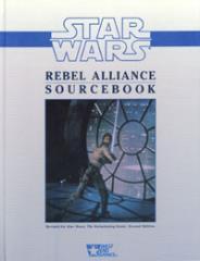 Rebel Alliance Sourcebook (2nd Edition, Revised)