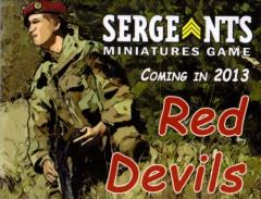 Red Devils Preview Pack