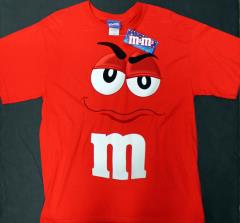 Red M&M T-Shirt (L)