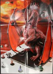 Colossal Red Dragon Promo Poster