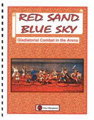 Red Sand, Blue Sky - The Gladiator Game (2nd Printing)