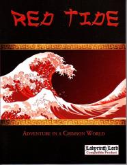 Red Tide - Adventure in a Crimson World