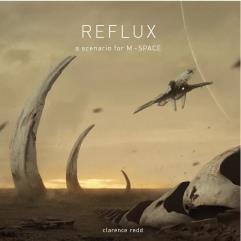 Reflux - A Scenario for M-Space