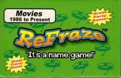ReFraze (Movies 1986-2000)