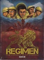 Regimen - The Lions of Bukit Chandu