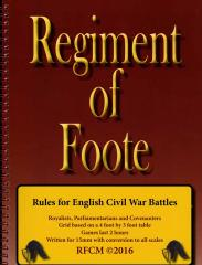 Regiment of Foote (2016 Edition)