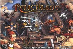 Relicblade - Two-Player Battle Set (Bold Adventurer Kickstarter Pledge)