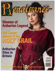 "#33 ""Women of Arthurian Legend, The Secret History of the Holy Grail"""