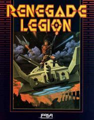Renegade Legion Flyer - 1991