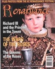 "#36 "" Richard III and the Princes in the Tower, The War of the Roses, The Queens of the Roses"