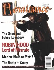 "#37 ""Robin Hood - Lord of Misrule, The Once and Future Longbow, Marian - Maid or Myth?"""