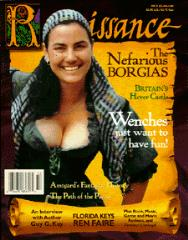 """#6 """"The Nefarious Borgias, Hever Castle, Wenches Just Want to Have Fun"""""""