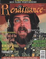 """#62 """"Renaissance Beauty Secrets, Torture Museums, Songs of the Trobairitz"""""""