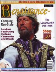 "#74 ""Camping Ren-Style, Legendary Destrier, Medieval Castles in the Ozarks"""