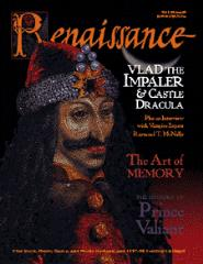 "#8 ""Vlad the Impaler, Art of Memory, History of Prince Valiant"""
