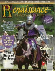 "#89 ""America's Top Jousters, Origins of the Joust, Jousting in Art"""