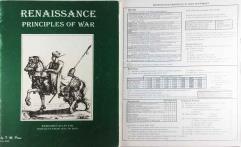 Renaissance Principles of War (1st Edition)