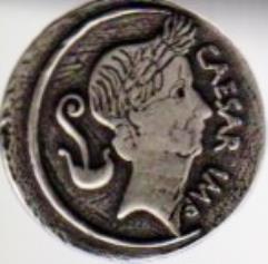 Imperial Roman Coin Replica