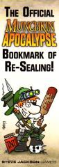 Official Munchkin Apocalypse Bookmark of Re-Sealing, The