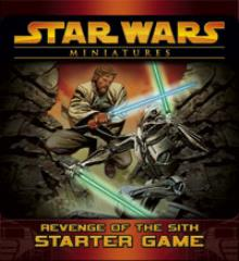 Revenge of the Sith Starter Game