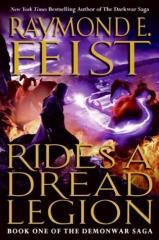 Demonwar Saga #1 - Rides a Dread Legion