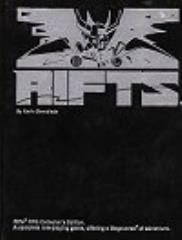 Rifts - Collector's Edition Hardcover (Silver)