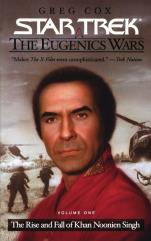 Eugenics Wars #1, The - The Rise and Fall of Khan Noonien Singh
